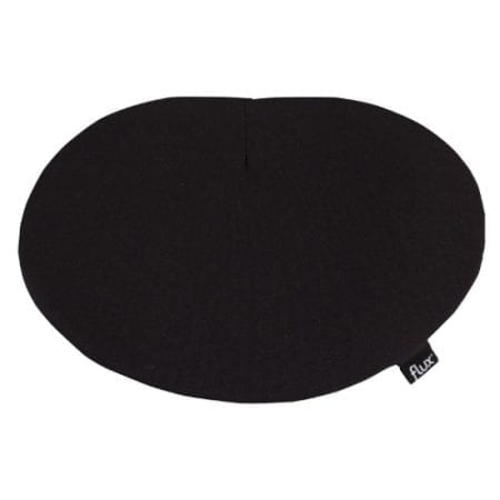 Origami Chair Cushion – Black