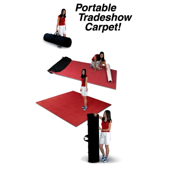 Padded Portable Carpet