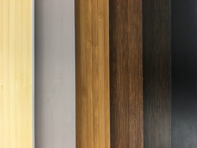Rollable Bamboo Flooring - Samples