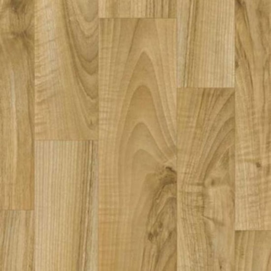 Rollable Vinyl Flooring - Antique Maple II