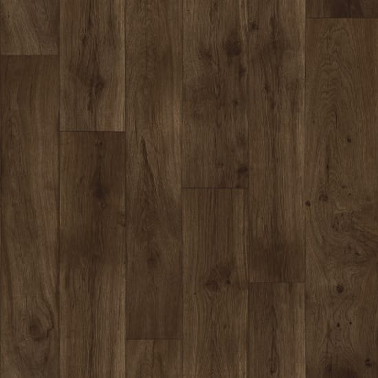 Rollable Vinyl Flooring - Chestnut