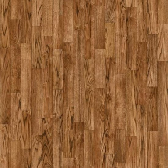 Rollable Vinyl Flooring - Medium Oak