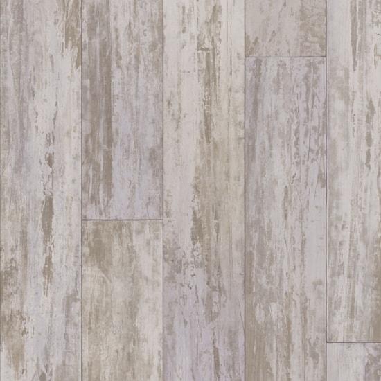 Rollable Vinyl Flooring - White Wash