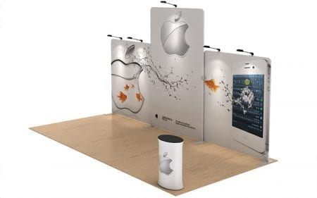 Trade show displays Booth ideas