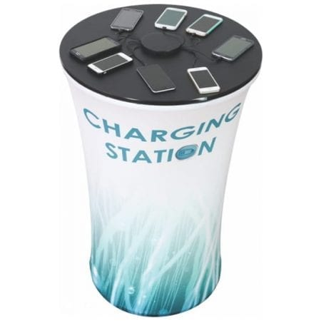 Trade Show Charging Station
