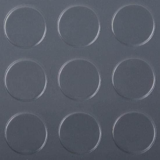 Vinyl Flooring Designer - Silver Coin