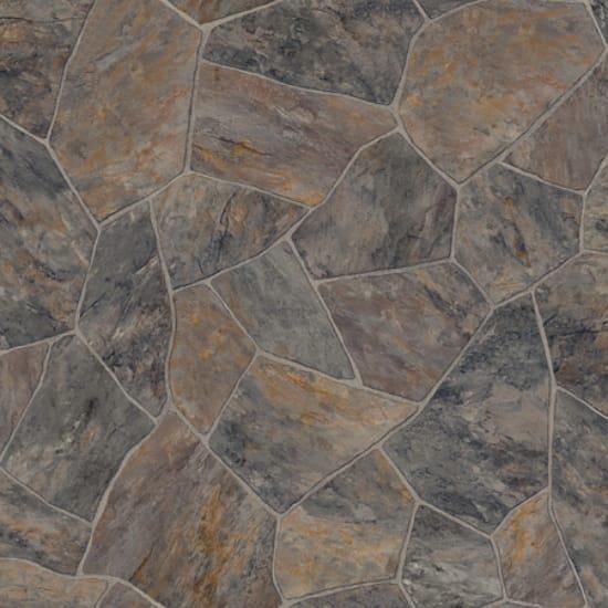 Vinyl Flooring Stoneworks - Dark Slate