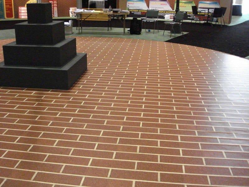 Custom Trade Show Flooring Ideas
