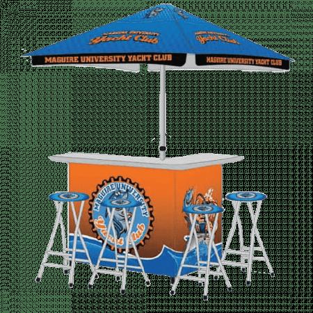Custom Canopy Bar