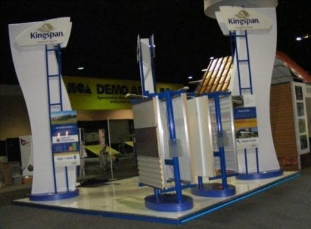 Raised Trade Show Flooring