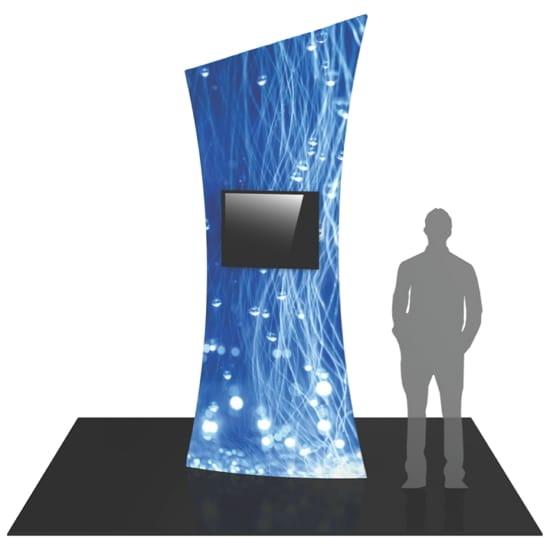 3D Tower Display