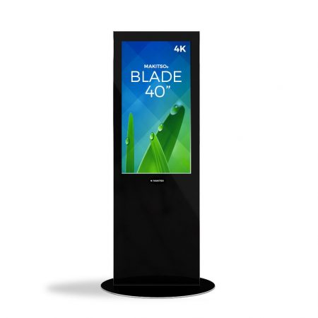 Digital Display Monitor - Touch
