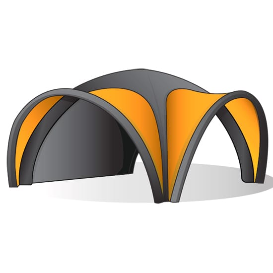 Inflatable Dome Tent Awning Banners Philadelphia