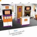 Trade Show Panoramic – H-Line 20-26 – Rental
