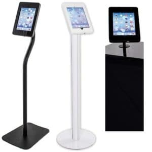 Trade Show Display Ideas iPad Stands
