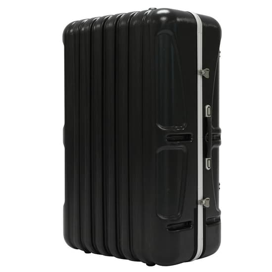 Black Podium Counter Case shown upright as a case