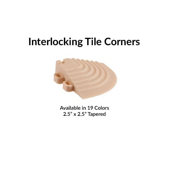 Interlocking Trade Show Rental Tiles