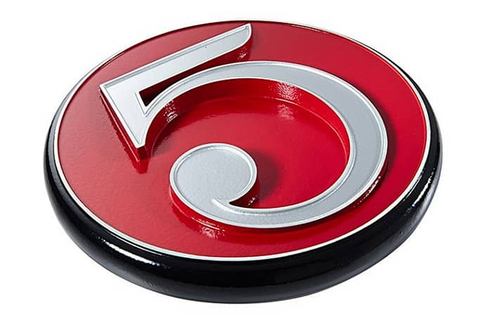 3D Plaque Logos