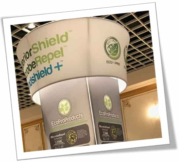 Trade show displays Overhead Tower