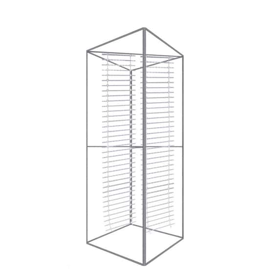 Airborne-Visuals-Trade-Show-Tower-12×6-backlit-frame-lights
