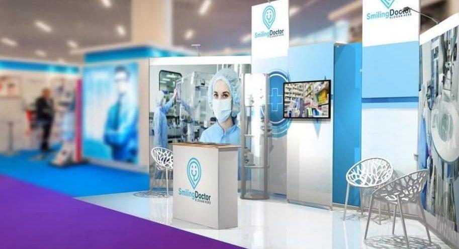 Tubular booth contour pharmaceuticals