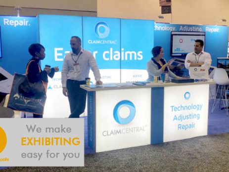 Claim Central h-line booth