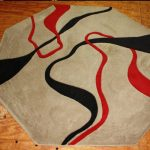 Logo Inlay Carpet & Rugs