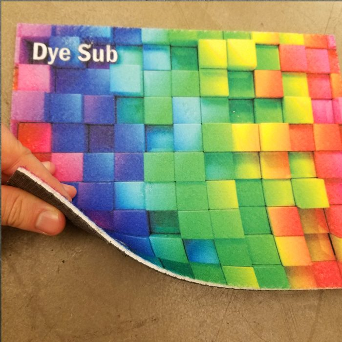 Dye Sublimated Carpet