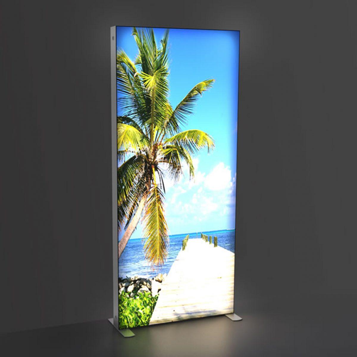 SEG Backlit 3.3x7.4