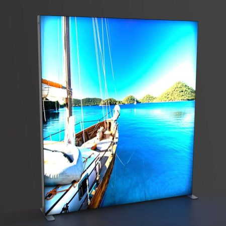 SEG - Backlit Lightbox Display