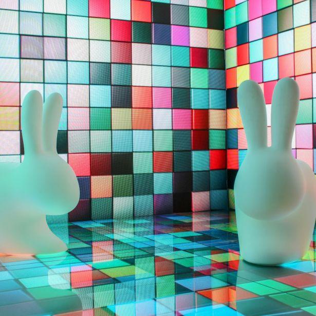 LED Video Tile floor
