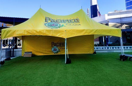 Tents Outdoor Displays