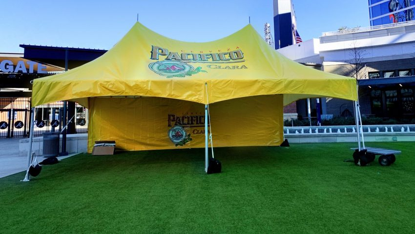 Tents Outdoor Displays