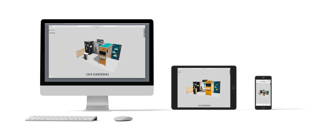 Duo-h-line FREE 3D Rendering