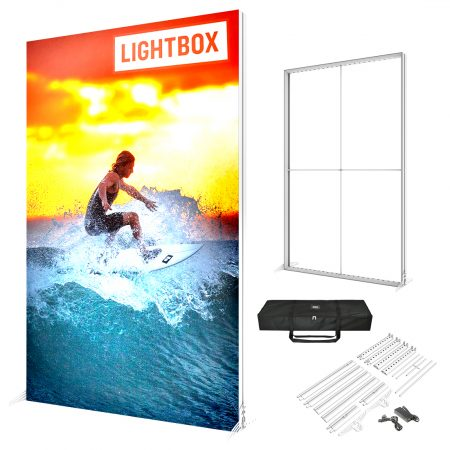 5x8ft lightbox portable