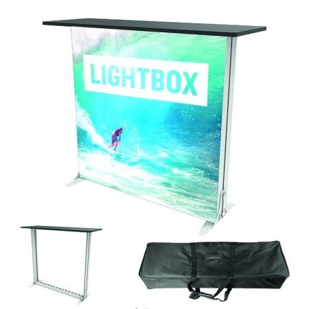 Lightbox Counter