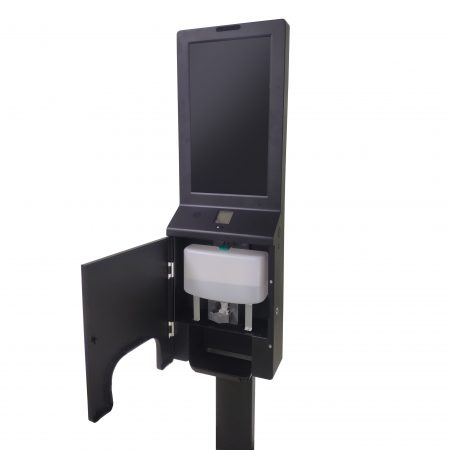 Smart Mobile Sanitizer Stand