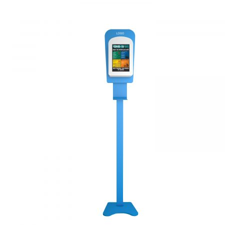 Smart Digital Sanitizer Kiosk 10.1""