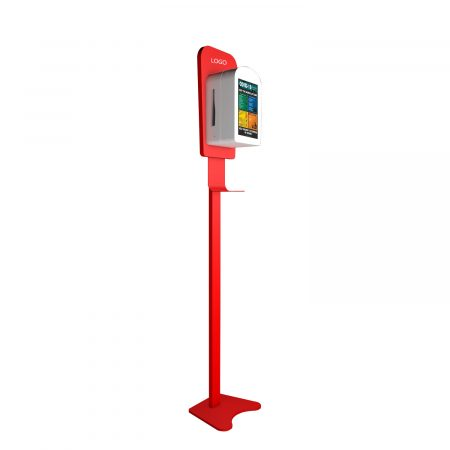 Smart Digital Sanitizer Station10.1""