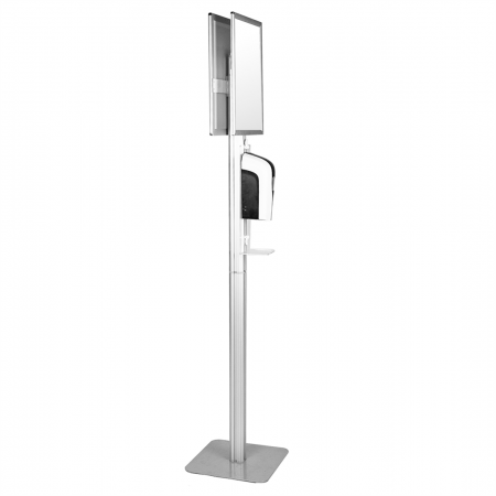 Twistlock Hand Sanitizer Stand