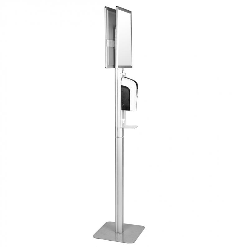 Twistlock Hand Sanitizer Stand