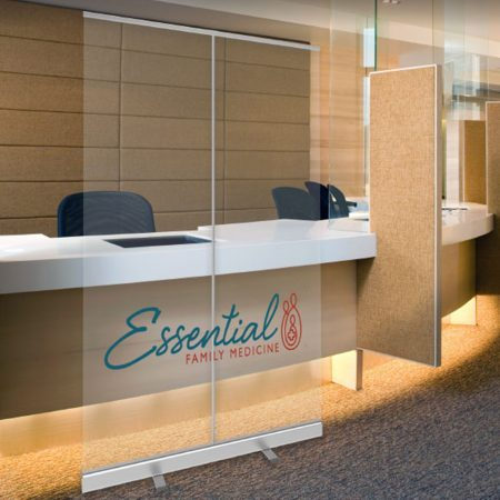 acrylic glass partitions