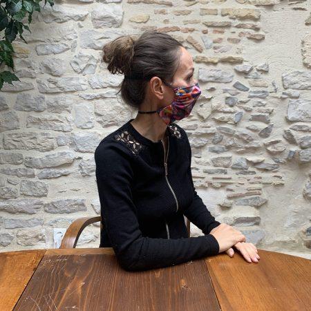 Breathable Logo Mask
