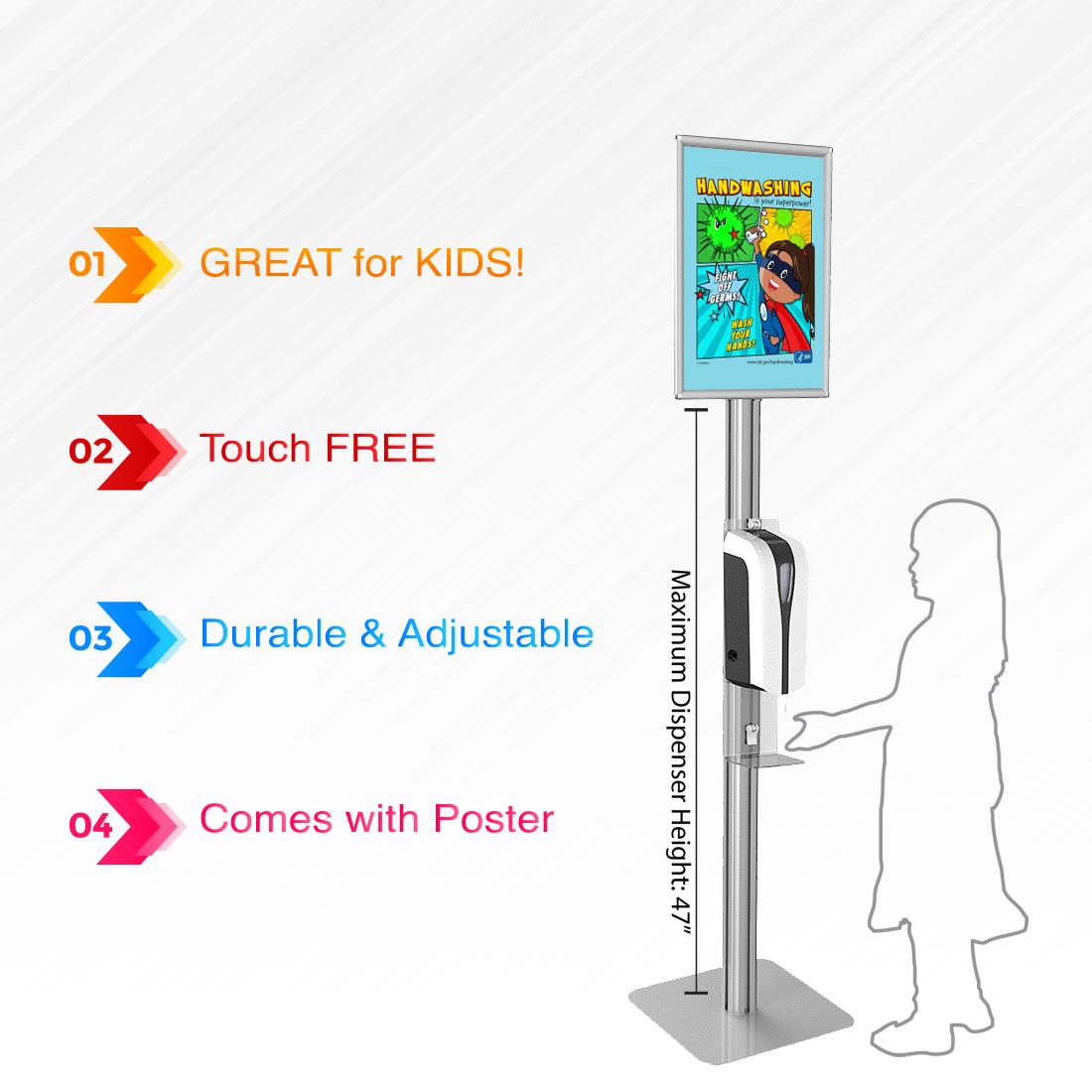 Hand Sanitizer for KIDS