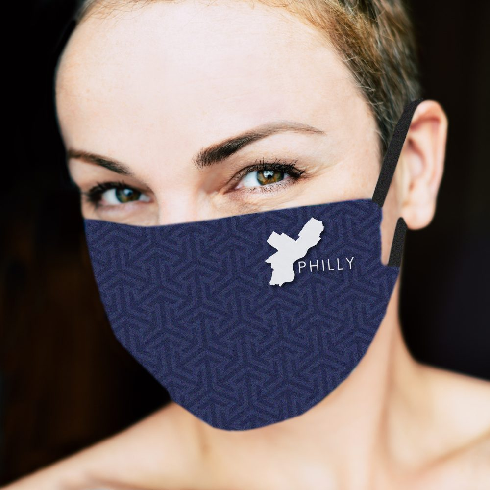 3 Layer Philadelphia Mask