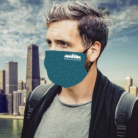 Chicago Printed Mask