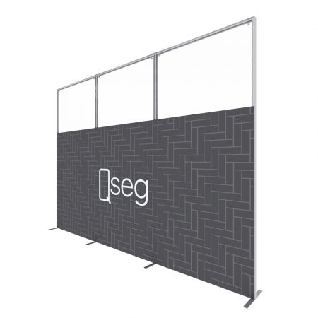 10x7 Partition Barrier Wall