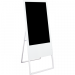 LCD Digital Portable Banner Stand
