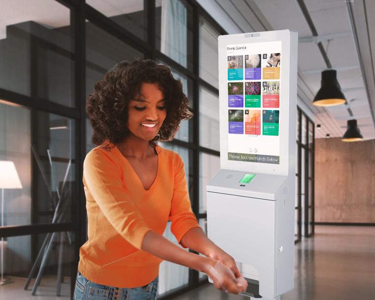 property management - kiosk