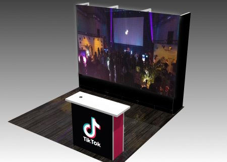 10x10 LED Video Wall